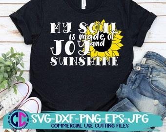 Summer svg, sunflower svg, joy sunflower svg, sunflowers svg, summertime svg , Summer Svg Designs, Summer Cut File, cricut svg