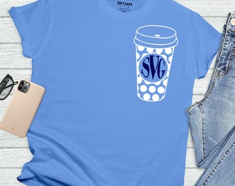 latte monogram svg, latte svg, coffee svg, latte coffee svg, mom svg, funny quote svg,Monogram Svg Designs, Monogram Cut File, cricut svg
