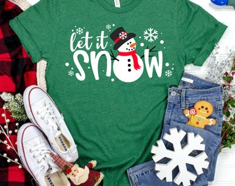 Let It Snow snowman svg,Let It Snow svg,Snowman svg,Christmas svg,Christmas svg designs, Christmas cut file, svg for cricut,svg for mobile