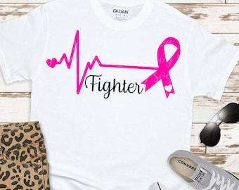 Breast Cancer svg, heart beat breast cancer svg, cancer survivor svg, breast cancer svg,awareness ribbon svg,awareness svg,cricut svg