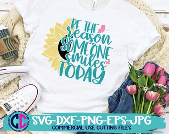 Summer svg, sunflower svg, be the reason sunflower svg, sunflowers svg, summertime svg , Summer Svg Designs, Summer Cut File, cricut svg