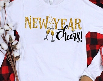 New Year cheer svg,New Year svg,New Years svg,Happy New Year svg,New Year Shirt svg,new year svg designs, new year cut file