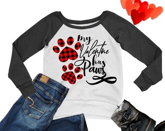 Buffalo Plaid Paw svg,Valentine svg,Pet Valentine svg,Valentine svg,Valentine Svg Designs,Valentine Cut File,cricut svg