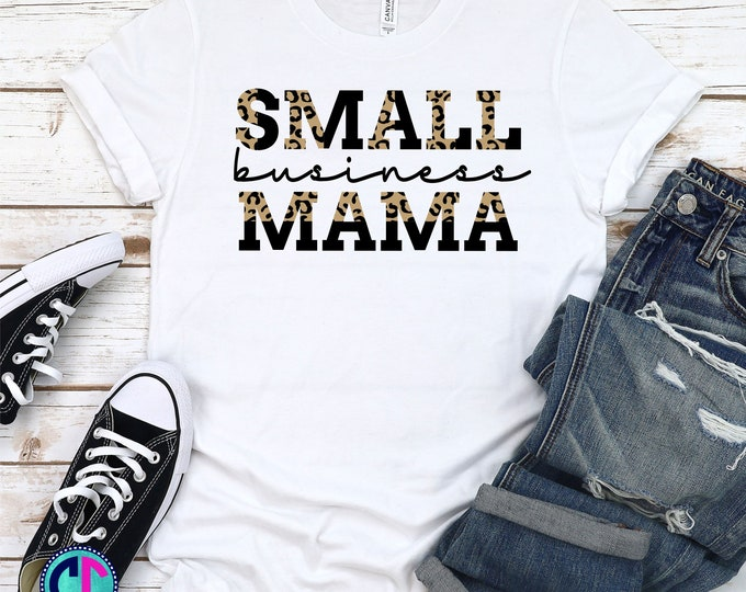 Featured listing image: Quote and Sayings Svg, Small business Mama svg, Mama svg, Mama Quote svg, Quote & Saying svg designs, Cricut Cut Files, Silhouette