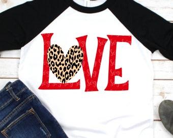 love leopard print heart svg,cheetah print svg,Valentine svg,Valentines svg,Valentine Svg Designs,Valentine Cut File,cricut svg