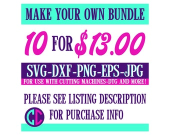 svg Bundle, cut file bundles, custom svg bundle, digital svg bundle Svg, Dxf bundle, svg for cricut, cricut svg bundle, silhouette bunde
