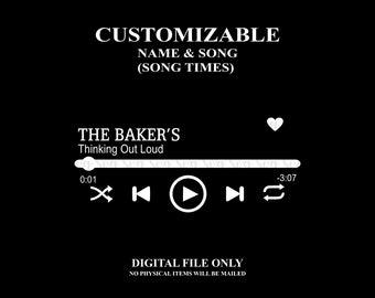 glass album svg, customizable song svg, music player svg, wedding song svg, song art svg, glass album, wedding svg, youtube svg, music svg