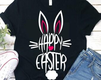 Happy Easter Svg,Girls Easter Svg,Easter Bunny Svg,Easter Svg,Rabbit Svg,Kids Easter Svg,Easter shirt,Chick svg,Happy Easter Bunny svg