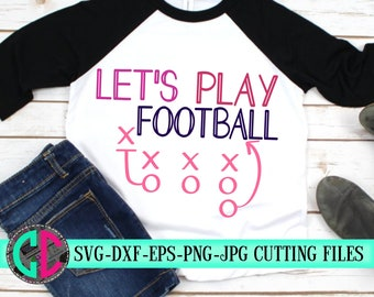 Football play sheet svg,play sheet svg,football cut file, Football svg, dxf,eps, png, Football, iron on decal, football, svg for cricut
