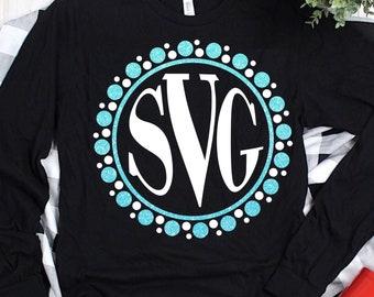 circle monogram svg, svg for cricut, monogram circle svg, svg circle monogram, monogram, cut files, cricut svg, svg for mobile, mobile svg
