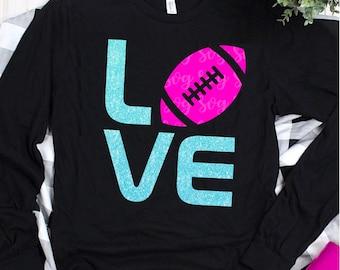 Love Football svg,Football Sayings,Football decal,Football Quotes,Football Family svg,Sports Svg Designs, Sports Cut File, cricut svg