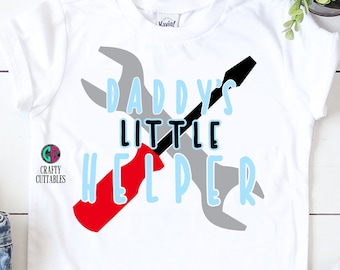 Daddys Little Helper SVG,Toddler SVG,Boy SVG, little helper svg,screwdriver svg,Fathers Day Svg Designs, Fathers Day Cut File, cricut svg