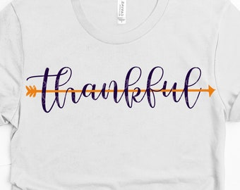 thankful arrow svg,thankful svg, arrow svg,Thanksgiving SVG,Autumn svg, Thanksgiving,Holiday, Fall, Fall Decal,svg for cricut, thanksgiving
