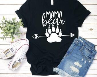 Mama Bear SVG,Mom SVG,Mama SVG,Mother Bear svg,mama bear design,Bear svg,arrow svg,Mother's Day svg,mama bear clip art,cricut svg