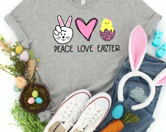 Easter Svg, peace love Easter svg, peace love svg, Religious svg, Jesus svg, Easter svg design, Easter cut file, Easter svgs, cricut svg
