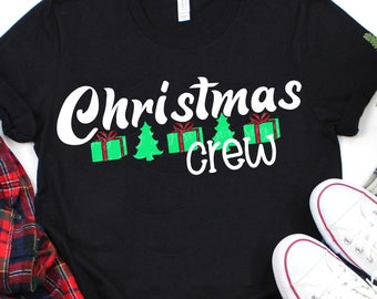 christmas Crew svg, Christmas tree svg, png, svg, Christmas svg,Christmas svg design, Christmas cut file, svg for cricut,svg for mobile
