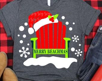 merry beach christmas svg,beach svg,beachmas svg,Winter Svg,cut file,Christmas svg,Christmas svg design, Christmas cut file, svg for cricut