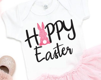 Happy Easter Bunny Svg,Girls Easter Svg,Easter Bunny Svg,Easter Svg,Easter Svg Designs, Easter Cut File, cricut svg