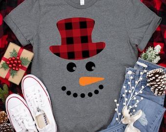 plaid snowman hat svg, plaid snowman svg, buffalo plaid snowman svg, plaid christmas svg,Christmas svg design,Christmas cut file
