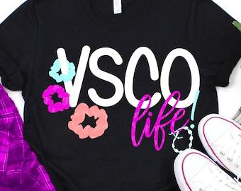 VSCO life svg, and i oop svg, sksksk svg, sksksk, kind svg, DxF, svg, eps, printable, svg, vsco girl shirt, sksk, svg files for cricut