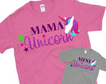 Unicorn Mama SVG,Unicorn daughter SVGs,Unicorn svg,Unicorn Designs,Unicorn Designs, Cricut Designs,Silhouette Designs