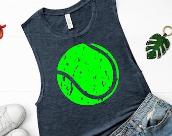 Distressed Tennis Ball svg,Tennis Ball svg,Tennis Shirt,Distressed Tennis svg,grunge svg,crafty cuttables,Cricut Designs,Silhouette Design