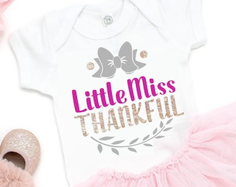 little miss thankful svg, Svg files for Cricut, thanksgiving svg, Thanksgiving Svg, Thanksgiving Svg Designs, Thanksgiving Cut File