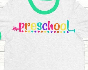 preschool arrow svg,arrow svg,school svg,preschool svg,teacher svg,svg for cricut, dots svg,arrows,pre-k svg,back to school,class svg,dots