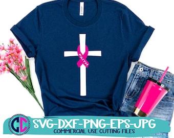 Breast Cancer svg, cancer ribbon svg, faith cancer ribbon svg, awareness svg, awareness svg design, cancer cut file, cancer svg design
