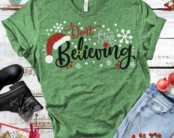 Believe svg,Believing svg,Santa svg,Christmas svgs,Holiday svg,Christmas Shirts,Christmas svg,Cricut Designs,Silhouette Design
