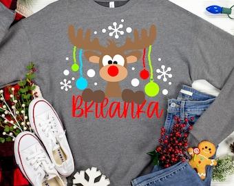 christmas lights deer svg,antler svg, christmas lights svg, christmas antlers svg, svg for cricut, Christmas Svg Designs,Christmas Cut Files