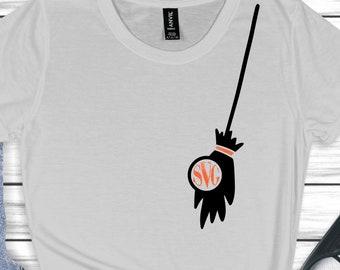 Halloween SVG,Halloween Monogram svg,Tshirt svg,Broom Monogram,Witches Broom svg,cut files, cricut svg, svg for mobile, mobile svg