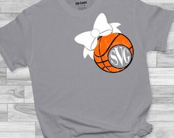 Basketball Monogram svg,Basketball svg,Basketball,Basketball clipart,Basketball monogram,cut files, cricut svg, svg for mobile, mobile svg