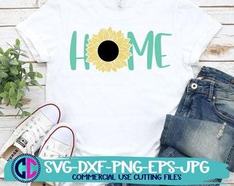 Summer svg, sunflower svg, home sunflower svg, sunflowers svg, summertime svg , Summer Svg Designs, Summer Cut File, cricut svg