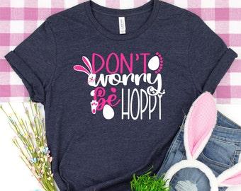 Easter Svg, Don't worry be hoppy svg, bunny svg, Easter bunny svg, Easter, Jesus svg, Easter svg design, Easter cut file, Easter cricut svg