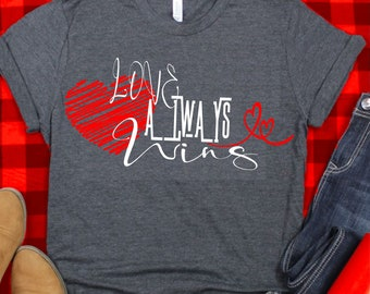 love always wins svg,Valentine svg,Love svg,Valentine Heart svg,Valentine Tshirt,Heart svg,Valentine,svg for Cricut Design,Silhouette Design
