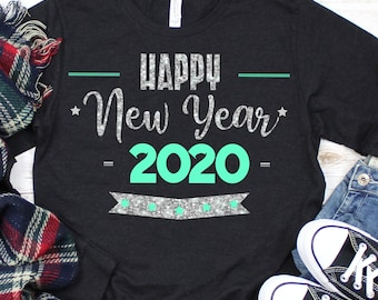 new year banner svg,New Year svg,hot mess svg,Happy New Year svg,New Year Shirt svg,New Year Tshirt,svg for cricut,2020 happy new year svg