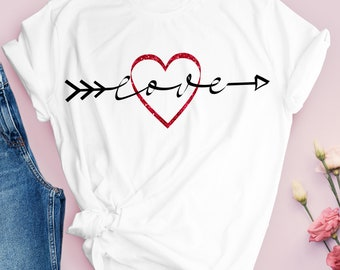 arrow heart love svg, love svg,Valentine svg,Valentines Heart svg,Valentine Tshirt,Valentine,svg for Cricut Designs,Silhouette Design