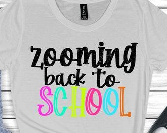 zooming back to school svg, homeschool zoom svg, quaranteacher svg, zoom teacher svg, mobile svg, svg for Cricut, Silhouette Design