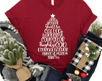 and His name shall be svg, Jesus svg, Religious svg, Isaiah 9:6 svg, Mighty God svg, Christmas svg designs, Christmas cut file, cricut svg