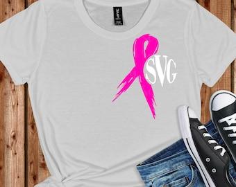 Breast Cancer Ribbon SVG,Breast Cancer svg, Cancer Survivor svg, Pink svg,Cancer sucks svg,cut files, cricut svg, svg for mobile, mobile svg