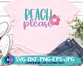 Summer Svg, Beach Please svg, beach time svg, vacation svg, beach svg, summertime svg, Summer svg design, Summer cut file, Summer cricut