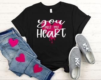 you melt my heart Svg, melt my heart Svg, boyfriend Svg, girlfriend svg, valentines Day Svg, Valentine Svg Design,Cricut valentine day svg
