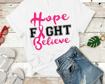 breast cancer svg, Hope Breast Cancer SVG,Cancer Survivor svg, Pink svg, Fight for the Cure, Breast Cancer,Cricut Designs,Silhouette Designs