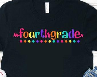 4th grade arrow svg,arrow svg,school svg,fourth grade svg,teacher svg,svg for cricut, dots svg,arrows,4th grade svg,back to school,class svg
