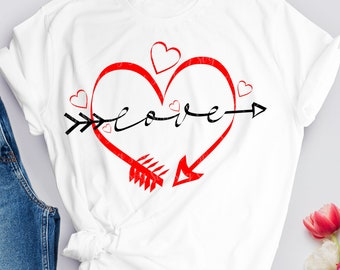 circle arrow heart love svg, love svg,Valentine svg,Valentines Heart svg,Valentine Tshirt,Valentine,svg for Cricut Designs,Silhouette Design