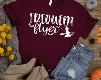 frequent flyer witch svg, witches svg,halloween witch svg,broom svg,halloween svg designs,Halloween cut files,svg for mobile,cricut svg