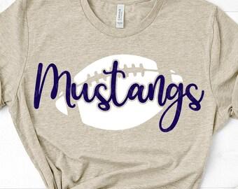 mustangs football svg, Football svg, mustangs football, mustangs, mustangs svg,Sports Svg Designs, Sports Cut File, cricut svg