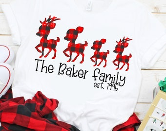 plaid family svg, christmas deer svg, family svg, Christmas svg,Christmas svg designs, Christmas cut file, svg for cricut,svg for mobile