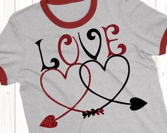 svg Love Intertwined,Valentine svg,Love svg,Valentine Heart svg,Valentine Tshirt,Valentine Svg Designs,Valentine Cut File,cricut svg